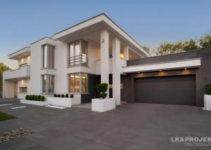 Wem gefällt unser Projekt LK&769? Diese schicke Villa ist schon fertig.