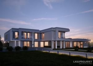 Interieurs für unseren Entwurf LK&1283