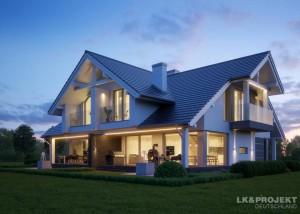 Vielleicht ein schickes Doppelhaus?
