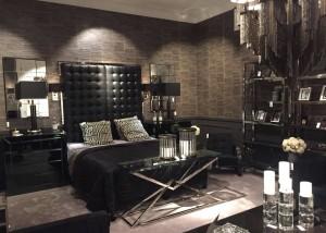 Luxusmöbeln, Beleuchtung und Accessoires