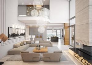 Modernes Traumhaus mit Luxusausstattung